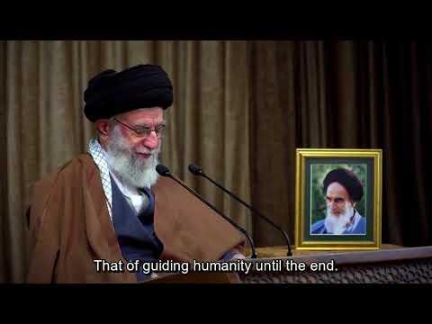Eid Mab\'ath (Beginning of Prophet Muhammad\' mission) | Speech | Ayatollah Khamenei | 2021 - Farsi sub Eng