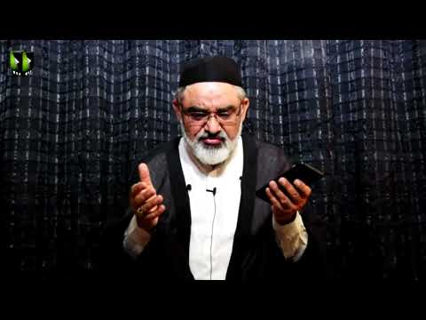 [Majlis]  Essal -e- Sawab   Khitaab H.I Syed Ali Murtaza Zaidi   Urdu