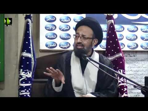 [Majlis] Imam Jafar Sadiq Ke Siyasi Zindagi   H.I Sadiq Raza Taqvi   Urdu