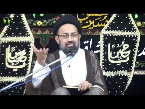 [Majlis] Imam Ali (as) Ke Nigah May Alam -e- Barzagh   H.I Sadiq Raza Taqvi   Urdu
