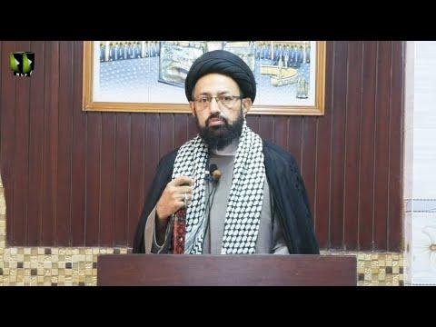 [Friday Sermon   خطبہ جمعہ] H.I Sadiq Raza Taqvi   04 June 2021   Urdu