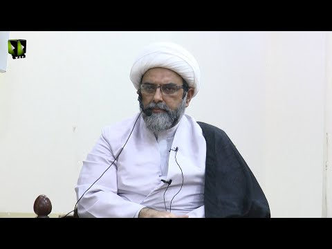 Majlis -e- Barsi Imam Khomeini   H.I Asghar Hussain Shaheedi   09 June 2021   Urdu