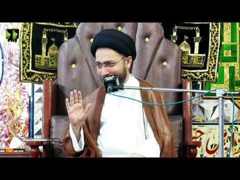 [Speech] Majlis -e- Barsi Imam Khomeini   Moulana Shahenshah Hussain Naqvi   11 June 2021   Urdu