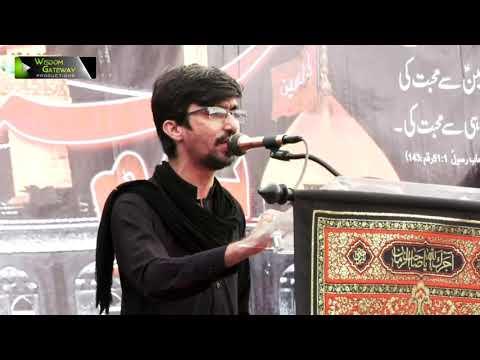 [Salam] Youm-e-Hussain (as) 1443 | Br. Muslim Mehdavi | Jinnah Postgraduate Medical Centre | Urdu