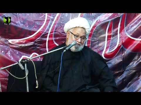Majlis -e- Aza, Shahadat Imam Hasan (as) | H.I Ghulam Abbas Raesi | 26th Safar 1443 I Urdu
