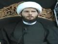 Being Thankful To Allah [swt] - Sh. Hamza Sodagar | Lecture 05 Arbaeen 1431 (2010) [HD] - English