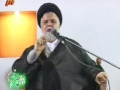 Farsi Speech - H.I. Hashemi Nejad - Benefits of Dua, Effects of Tawassul to Imam Hussain A.s - 01 June 2011